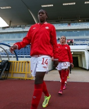 Kadeisha Buchanan / Photo by Canada Soccer