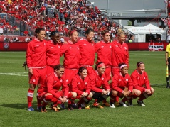 Team Canada - June 2, 2013 / Photo by Canada Soccer