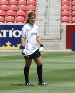 Sabrina D'Angelo / Photo by Canada Soccer